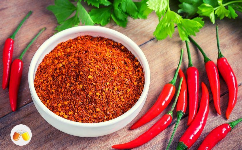Capsaicin in Cayenne Pepper