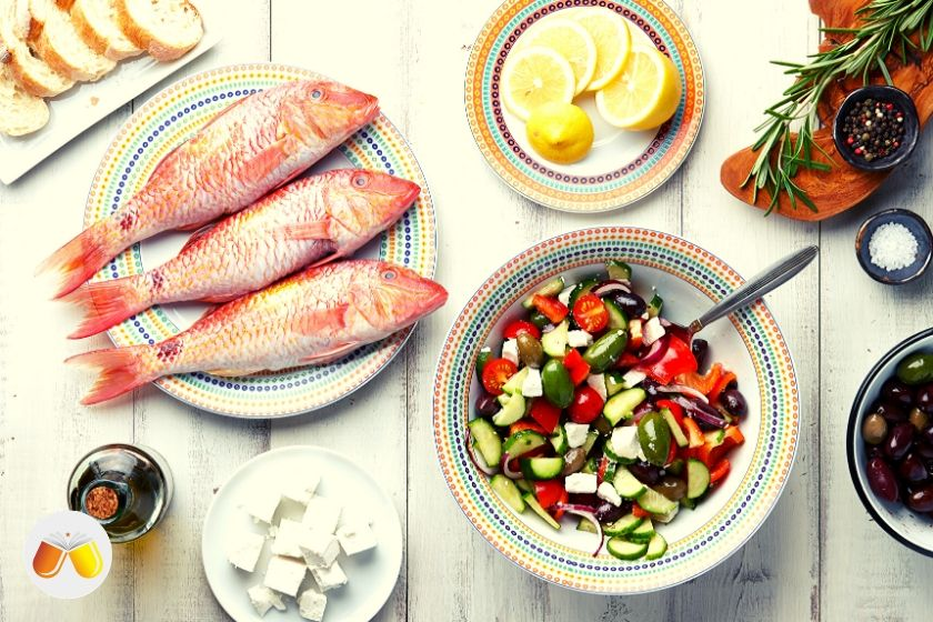 Fish in Mediterranean Diet