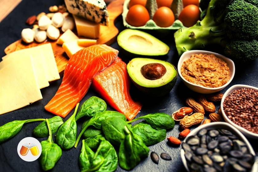Food to eat on the Keto diet