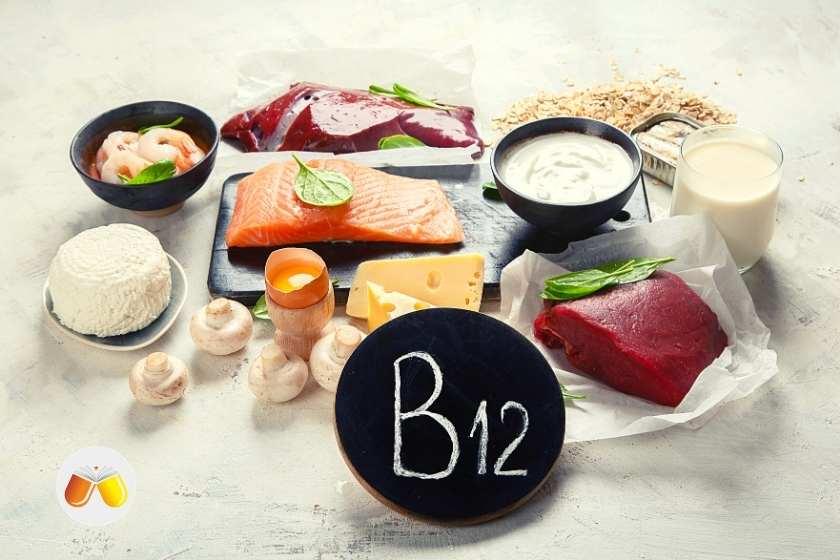 Vitamin b12 Sources